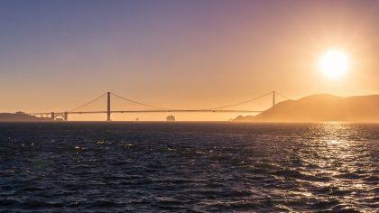 Visite de San Francisco par la Pacific Coast Highway