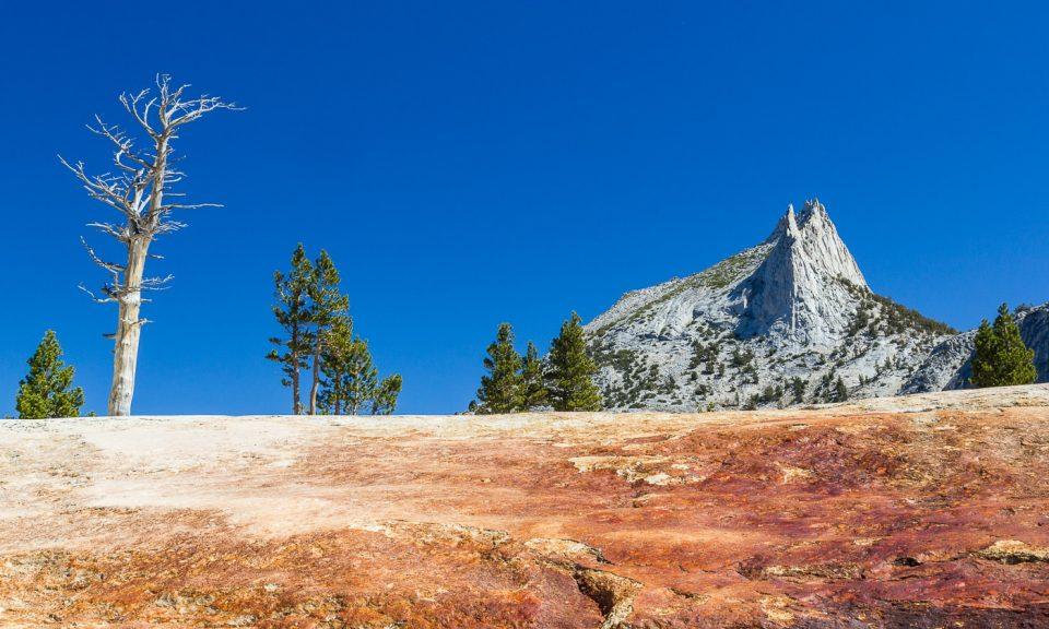 cathedral peak à Yosemite