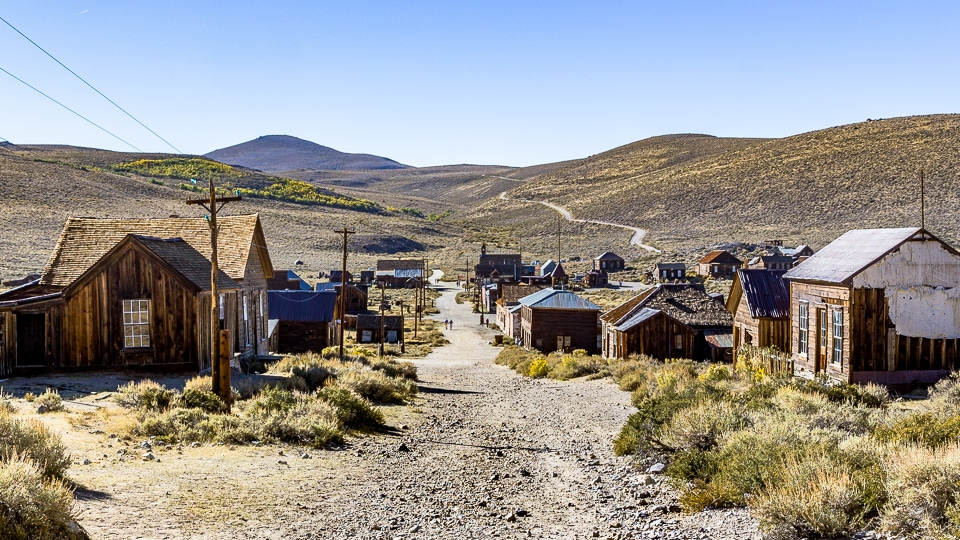 bodie gost city