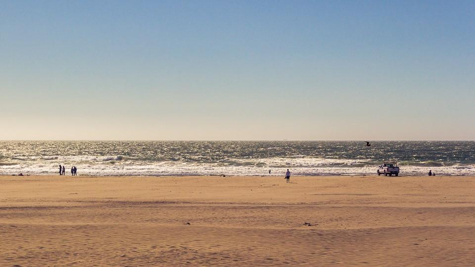 plage san francisco
