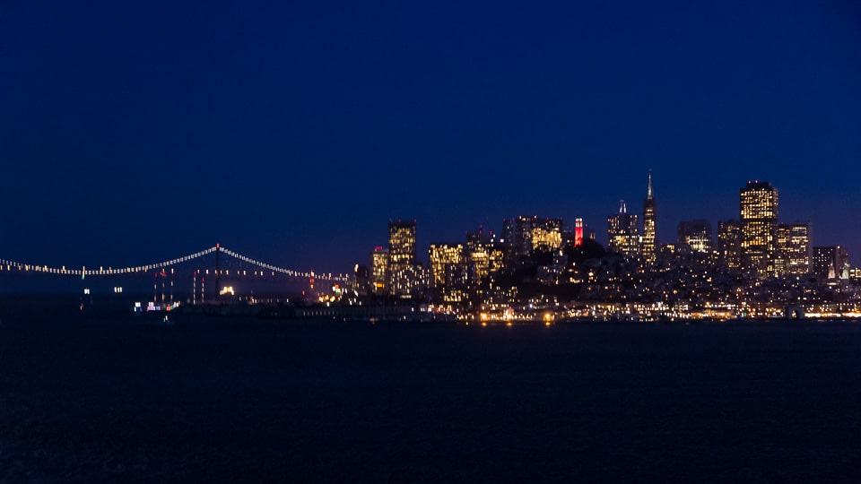 san francisco nuit