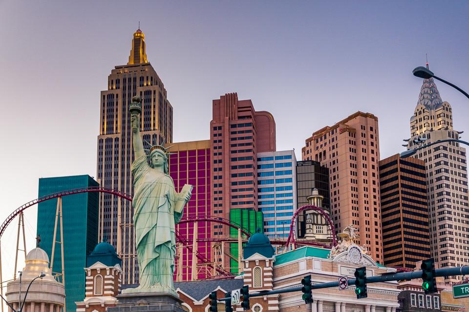 Las Vegas New York