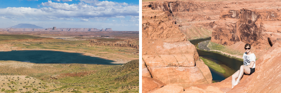 horseshoe bend sites environs page