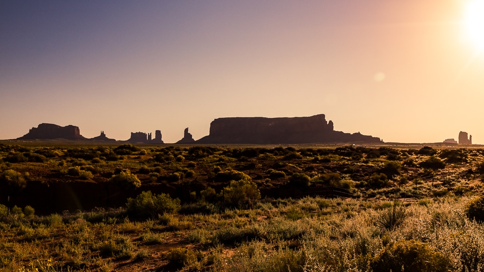 monument valley sites environs page