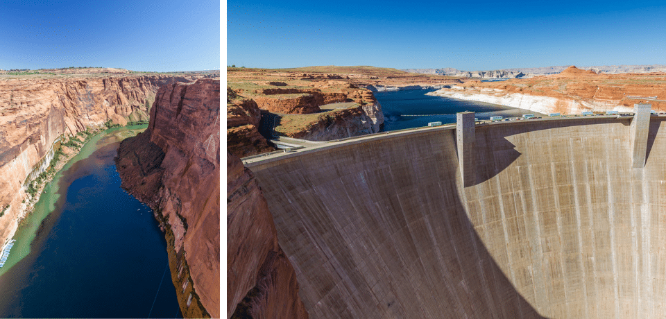 glen canyon sites environs page
