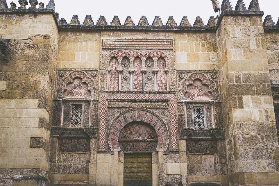 porte mosquée cordoue