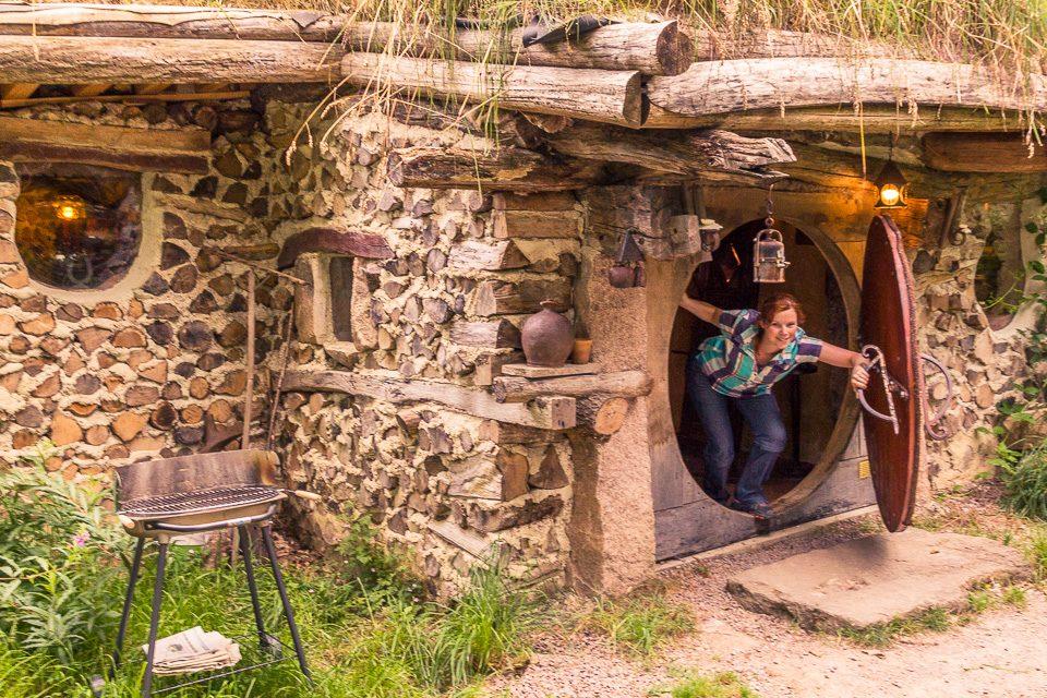 porte maison hobbit