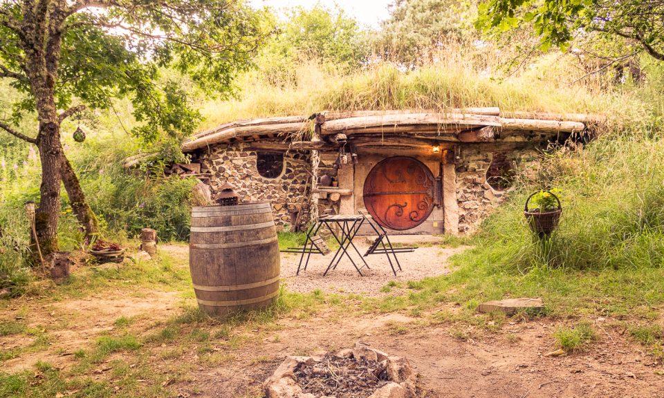 cabane de hobbit en bourgogne