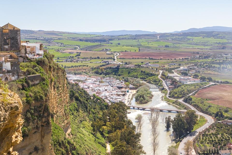 route villages blancs andalousie
