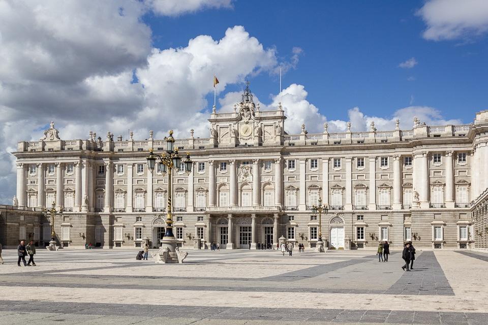 palais royal madrid