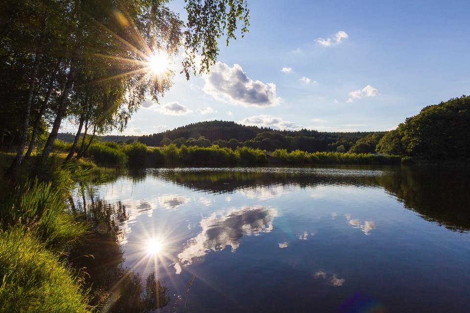 lac chamboux morvan