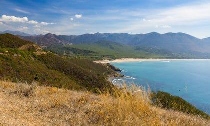 plage sardaigne côte ouest