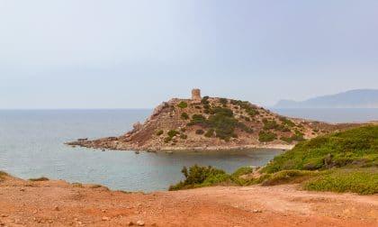 Sardaigne punta giglio près d'Alghero
