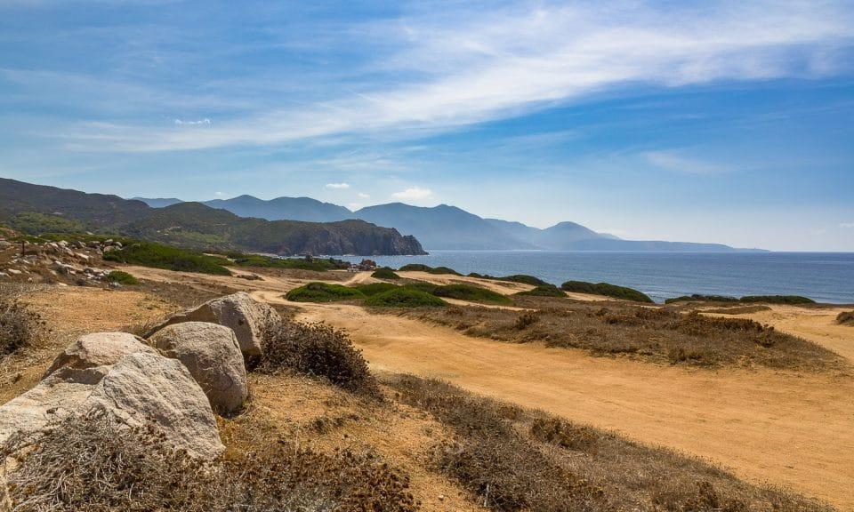 les randonnées en Sardaigne