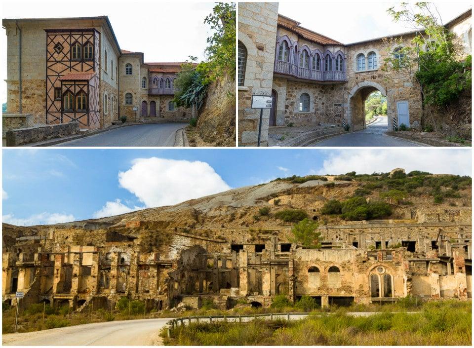 iglesias environs
