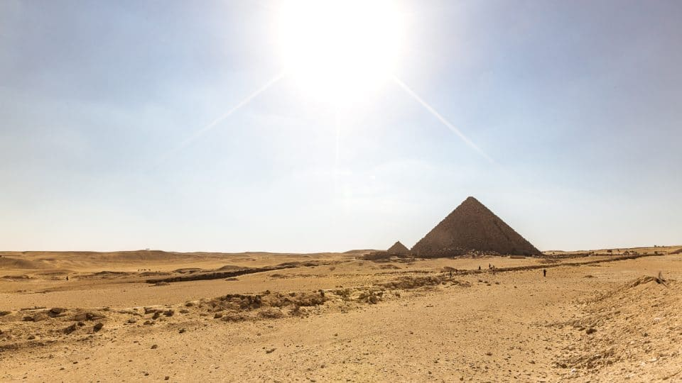 pyramide gizeh