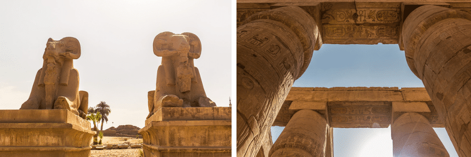 temple karnak louxor