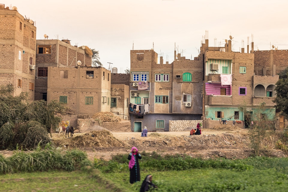 egypte village
