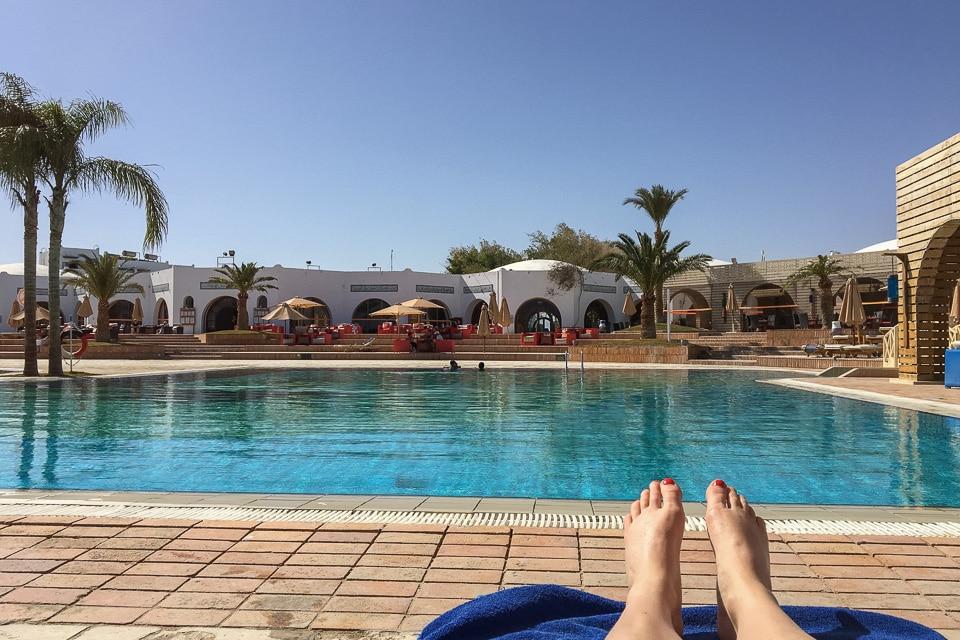 hurghada piscine