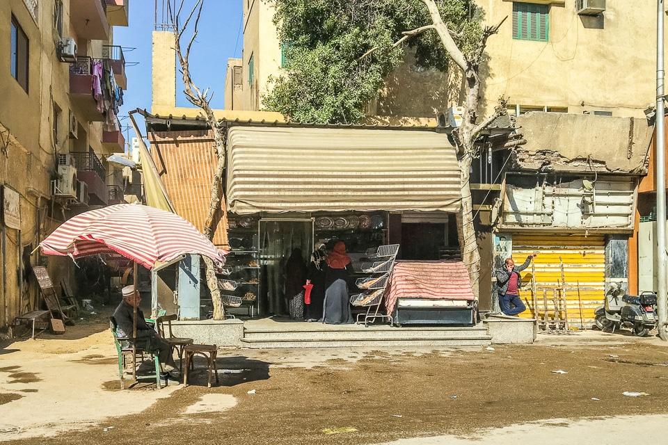 le caire ville