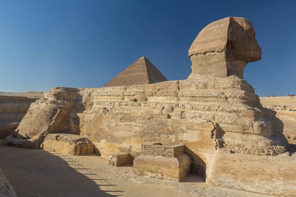 le sphinx egypte