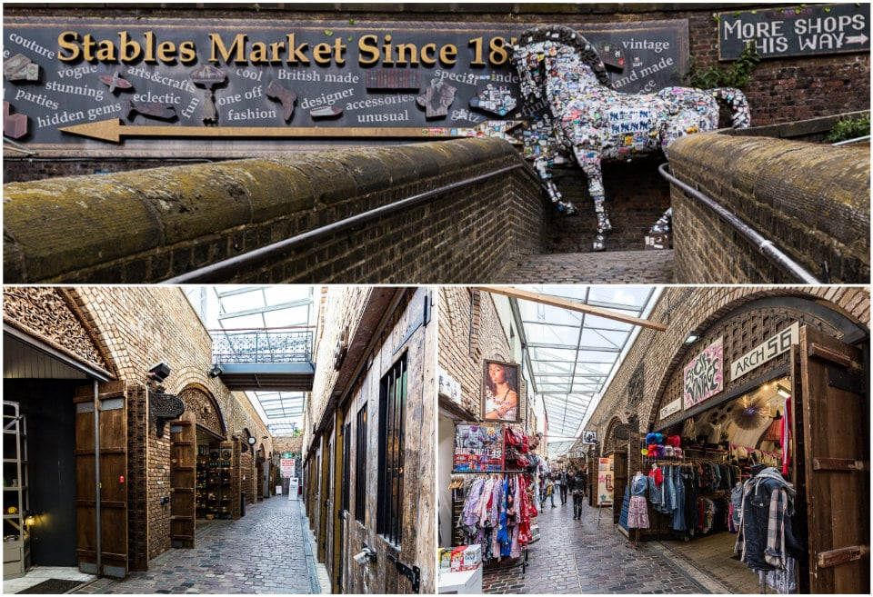 londres stable market