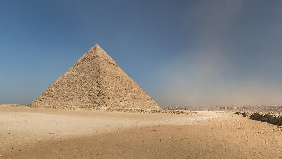 pyramide khephren