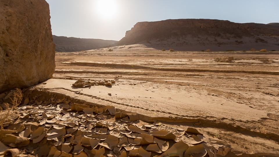 quad canyon egypte