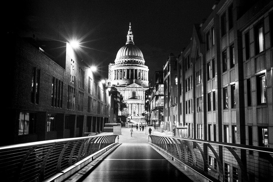 st paul's cathedrale