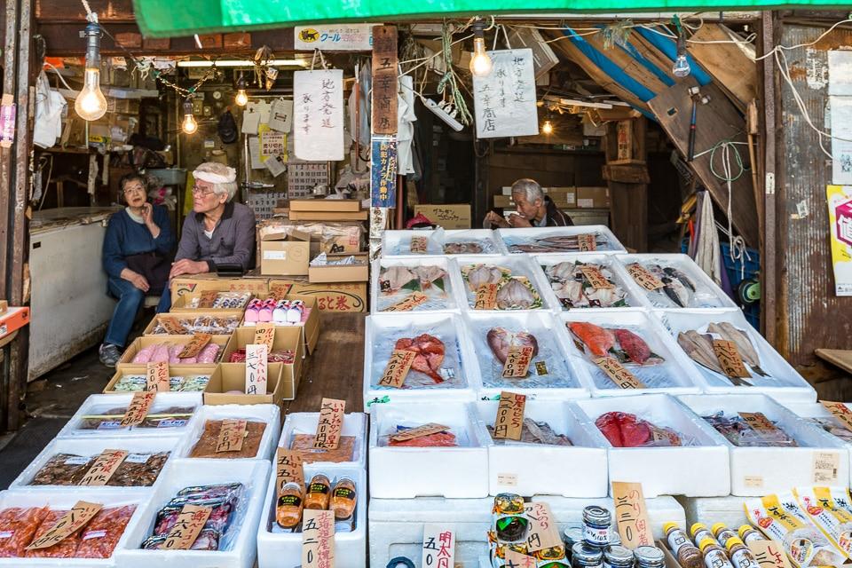 marché tsukiji