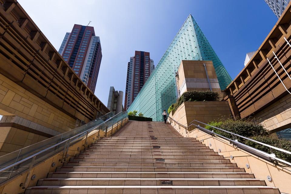 roppongi architecture quartiers incontournables sud Tokyo