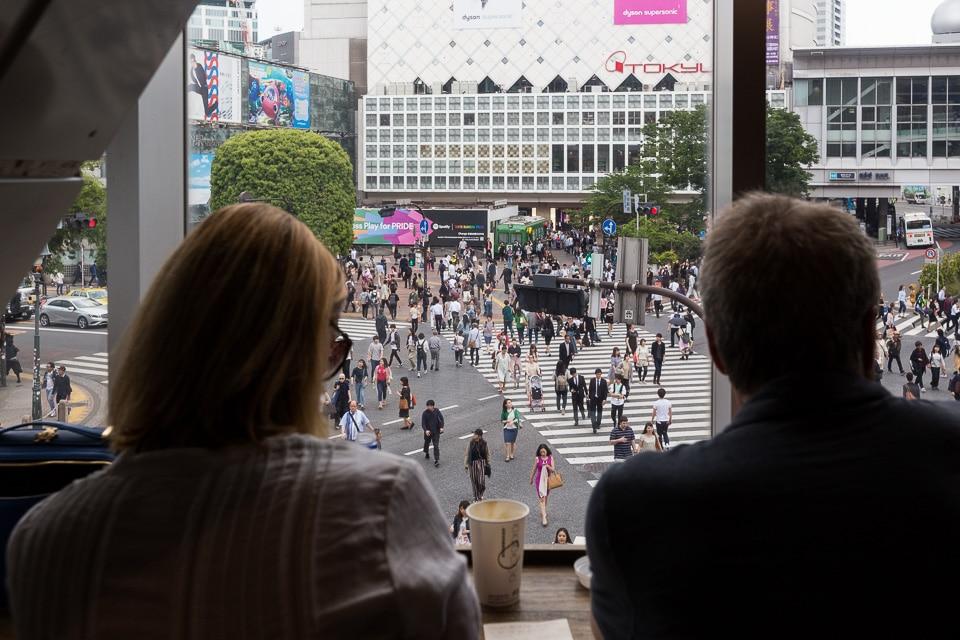 shibuya quartiers incontournables sud Tokyo