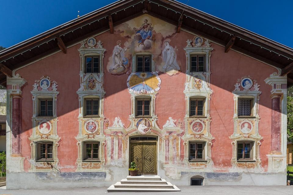 holzgau facade