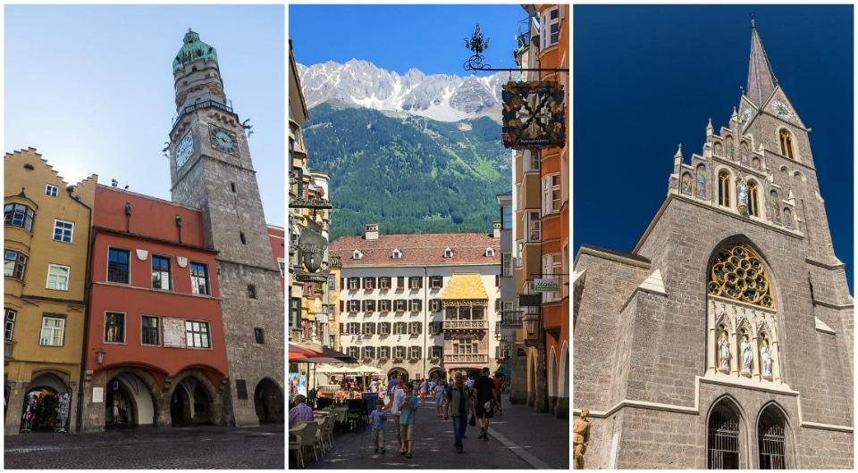 innsbruck road-trip 4 jours tyrol