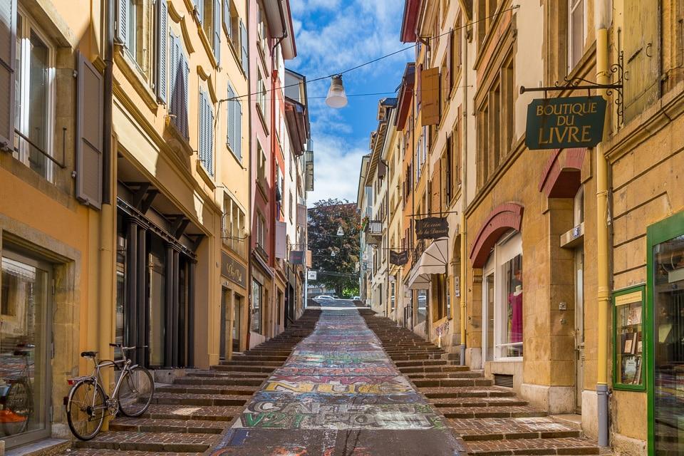 neuchatel rue de chavannes