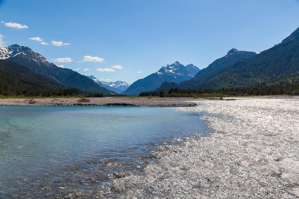 riviere lech tyrol