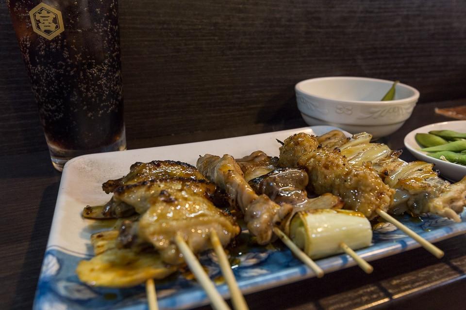 tokyo repas omoide shinjuku