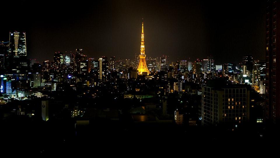 tower of tokyo nuit