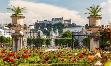 jardins mirabell salzbourg