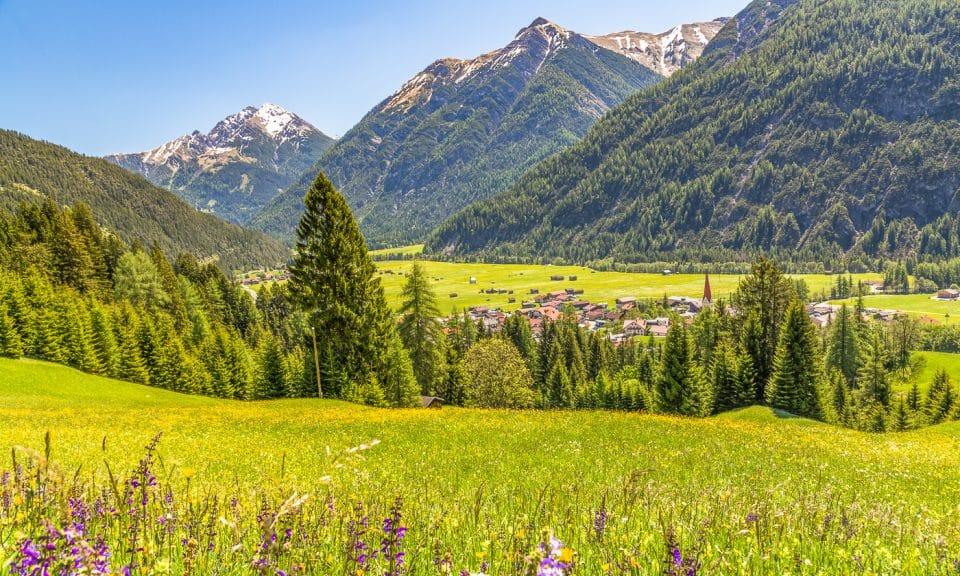 road-trip de 4 jours dans le tyrol