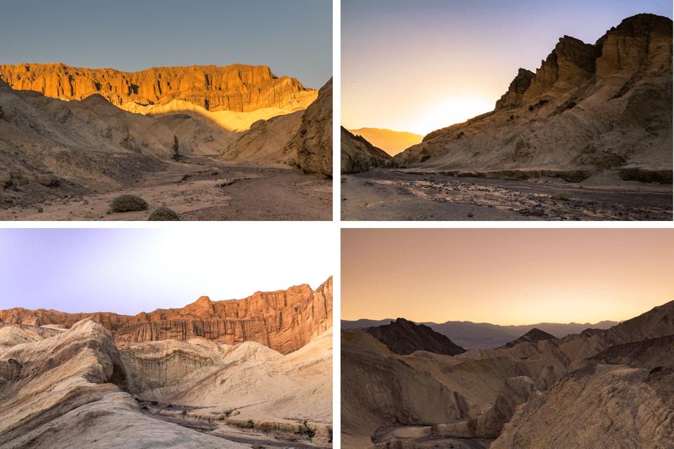 golden Canyon death valley