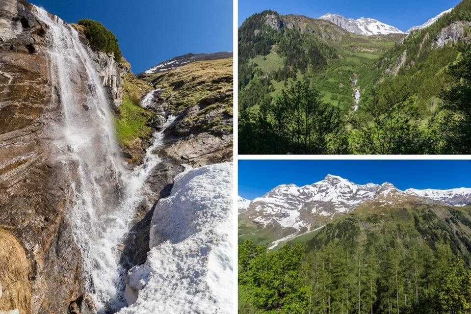 grossglockner cascades
