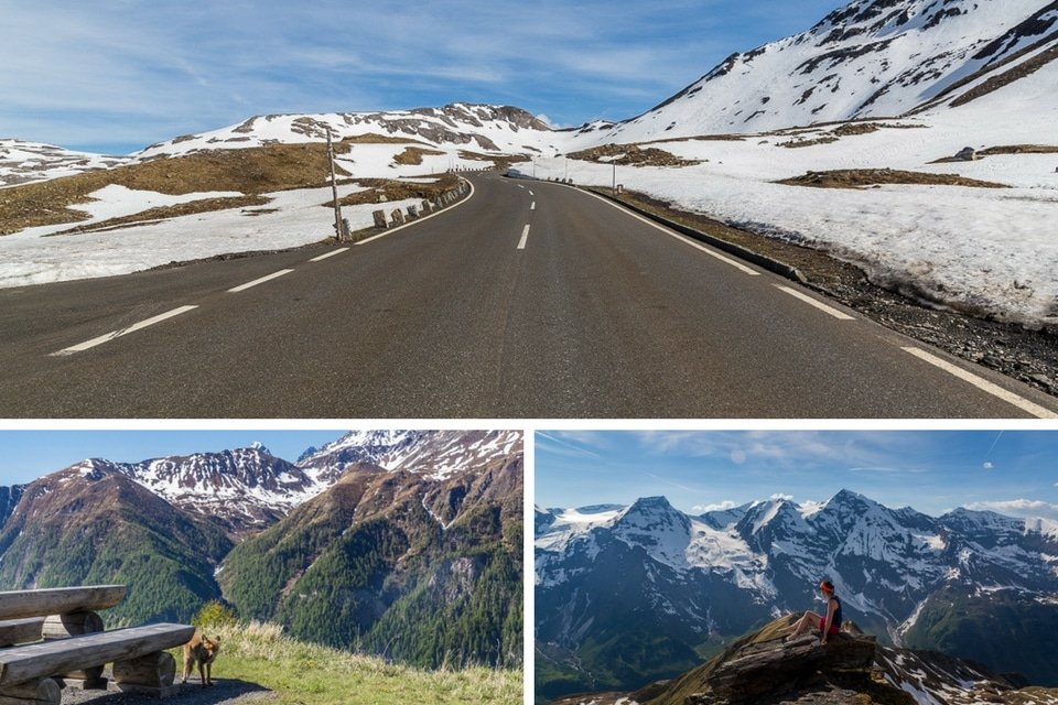 grossglockner route alpine