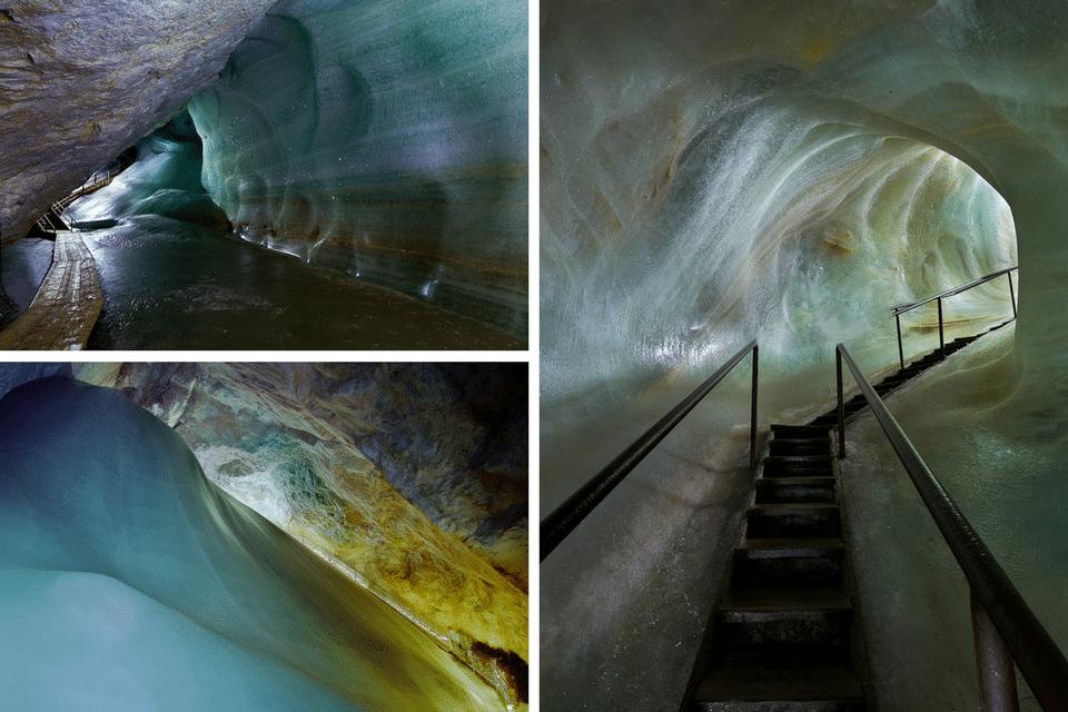 grottes eisriesenwelt