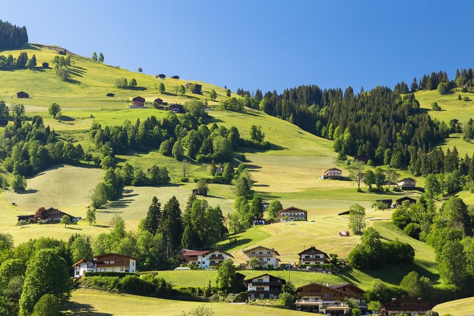 hohe tauern paysage