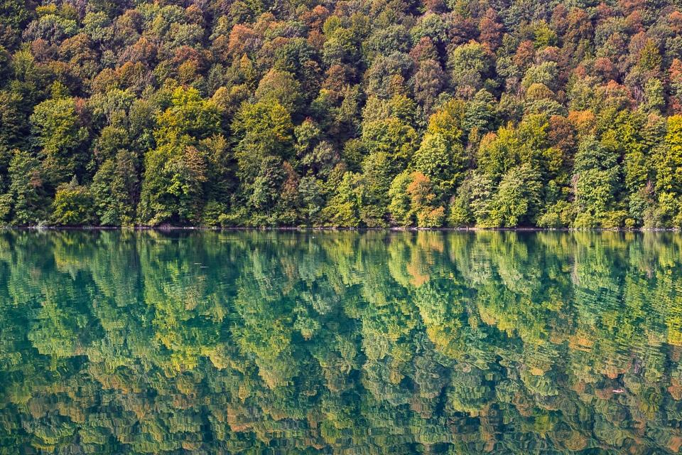 route des lacs