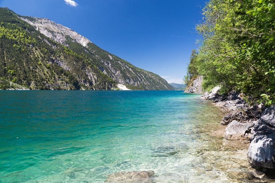 tyrol achensee lac