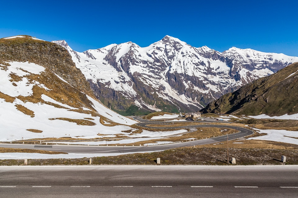 virages grossglockner