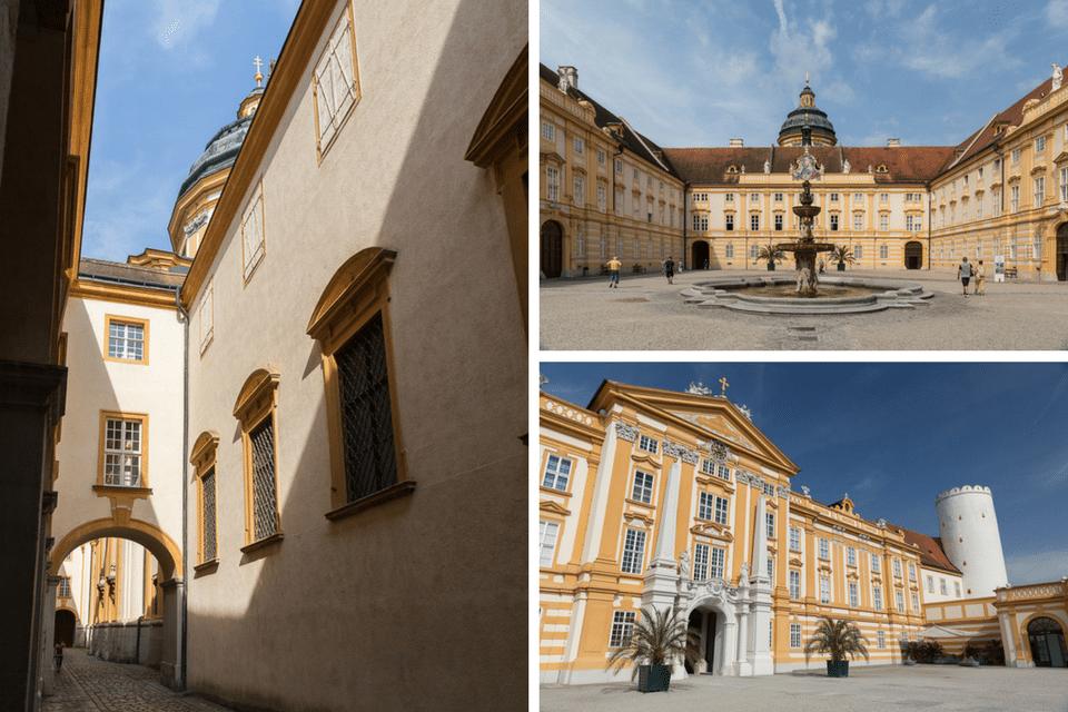 abbaye melk benedictins