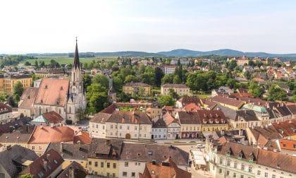 La vallée de la Wachau, au fil du Danube